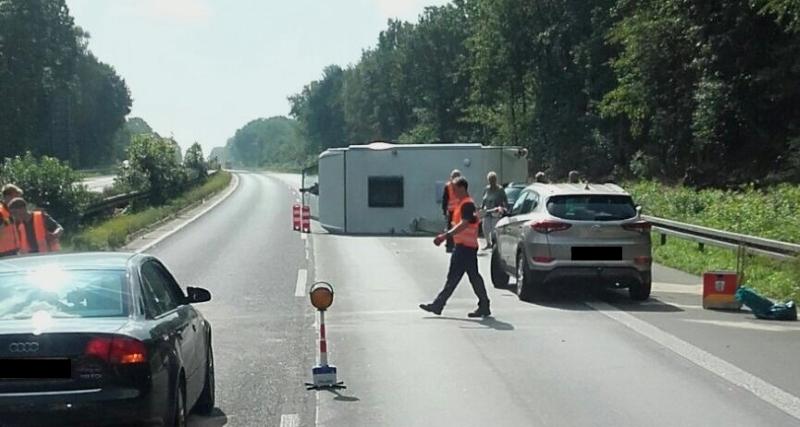 Verkehrsunfall Mönchengladbach Heute