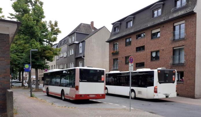 Pausen Busfahrer