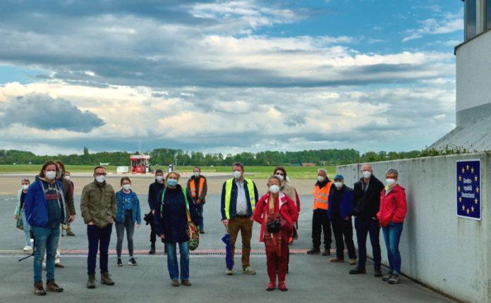 Klimabündnis: Flughafen ist CO2-Senke – Wertvolles Habitat für stark gefährdete Arten • 18.05.2021